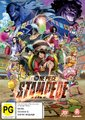 One Piece: Stampede on DVD