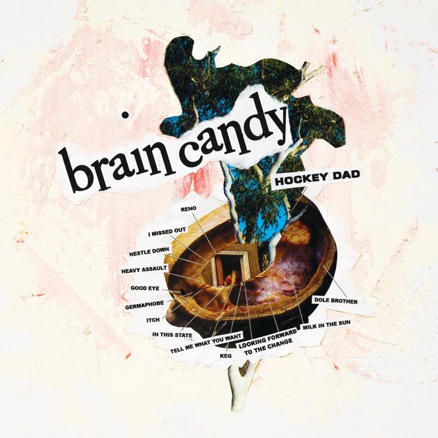 Brain Candy - Limited Edition by Hockey Dad