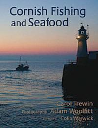 Cornish Fishing and Seafood by Carol Trewin image