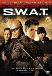 SWAT - Collector's Edition on DVD