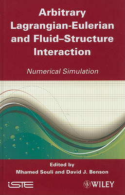 Arbitrary Lagrangian Eulerian and Fluid-Structure Interaction image