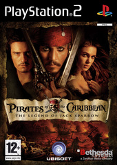 Pirates of the Caribbean: Legend of Jack Sparrow (Platinum) for PlayStation 2