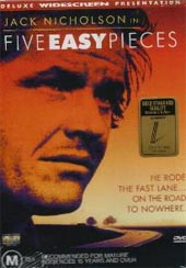 Five Easy Pieces on DVD