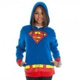 Supergirl Hoodie (Medium)