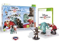 Disney Infinity Starter Pack for X360
