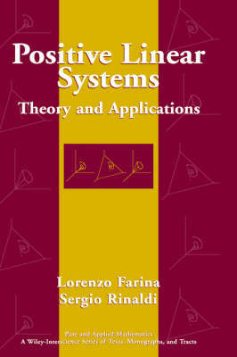 Positive Linear Systems by Lorenzo Farina
