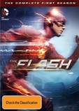 The Flash - The Complete First Series DVD