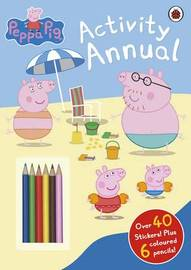 Peppa Pig: Activity Annual: 2010 image