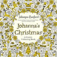 Johanna's Christmas by Johanna Basford