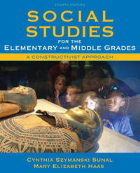Social Studies for the Elementary and Middle Grades by Cynthia Syzmanski Sunal image