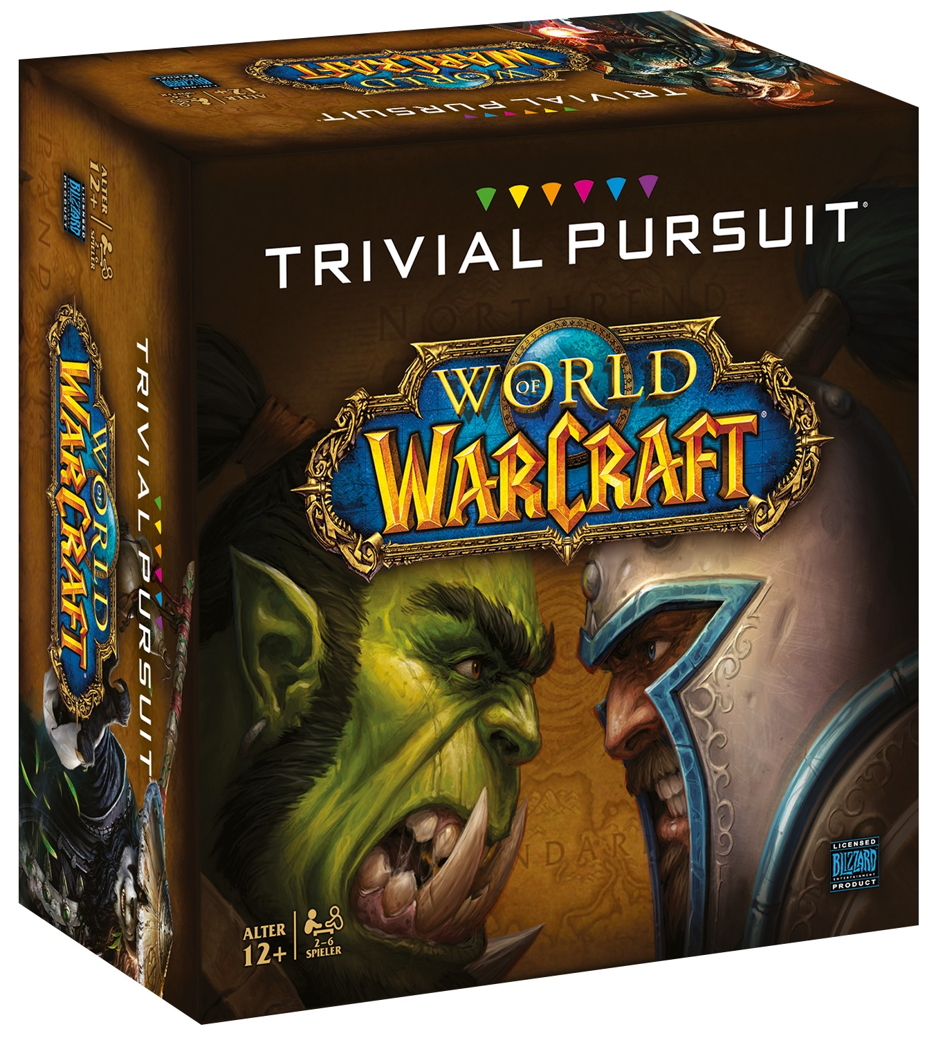 Trivial Pursuit - World of Warcraft Edition image