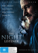 The Night Listener on DVD