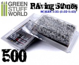 Green Stuff World: Grey Paving Bricks (500pc)
