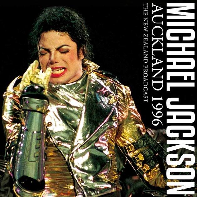 Auckland 1996 (2LP Vinyl, Limited Ed) by Michael Jackson
