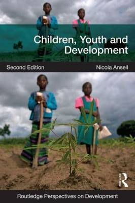 Children, Youth and Development by Nicola Ansell image