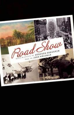 Road Show by Stephen Sondheim image