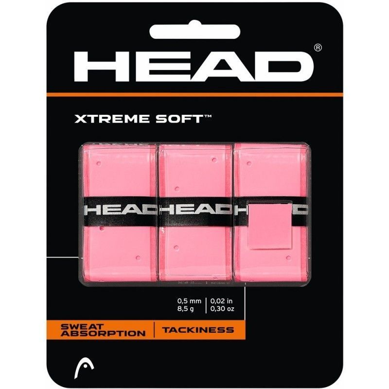 Head Xtreme Soft Overwrap (Pink) image