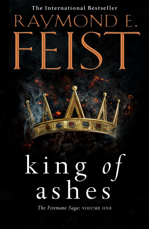 King of Ashes by Raymond E Feist image