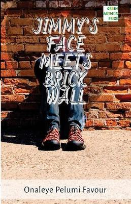 Jimmy's Face Meets Brick Wall by Pelumi Favour Onaleye