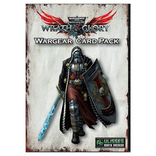 Warhammer 40,000: Wrath & Glory - Wargear Card Pack