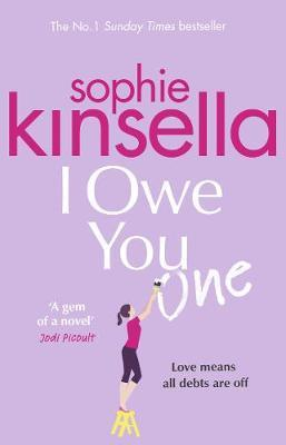 I Owe You One by Sophie Kinsella image