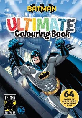 Batman: Ultimate Colouring Book (DC Comics)