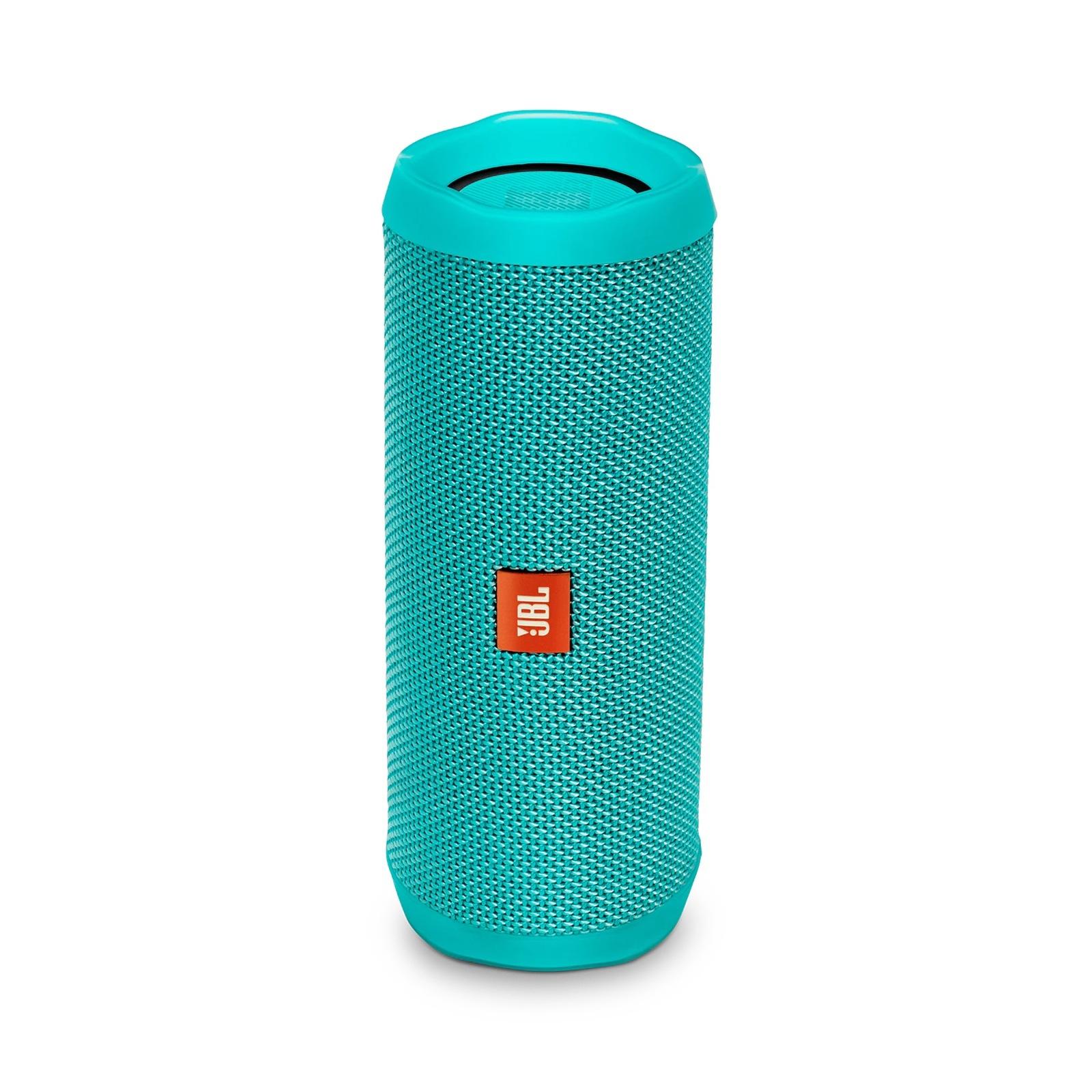 JBL Flip 4 Speaker Bluetooth Speaker - Teal image