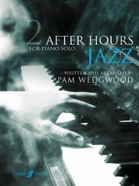 After Hours Jazz 2 by Pam Wedgwood