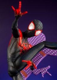 ARTFX+: Into the Spider-Verse: 1/10 Miles Morales Hero Suit - PVC Figure image