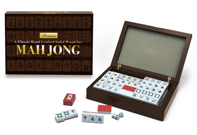 Premier Mah Jong - Board Game