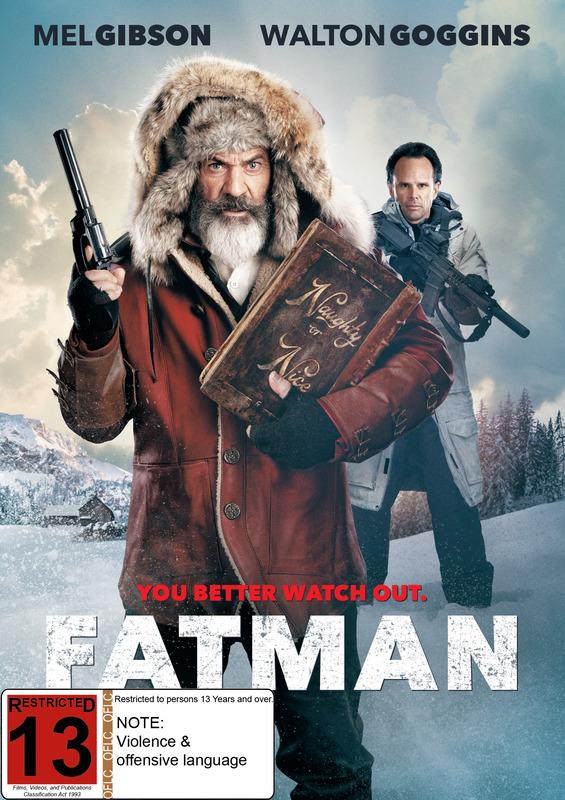 Fatman on DVD