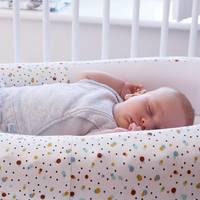 PurFlo: Sleep Tight Baby Bed - Scandi Spot