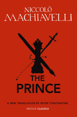 The Prince by Niccolo Machiavelli image