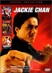 Jackie Chan Box Set (3 Discs) on DVD