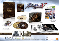 Soul Calibur V Collector's Edition for X360