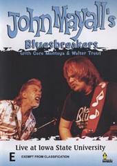 John Mayall's Bluesbreakers on DVD