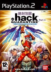 .Hack Vol. 4: Quarantine for PlayStation 2