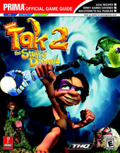 Tak 2:The Staff of Dreams - Prima Offixial Guides for PlayStation 2