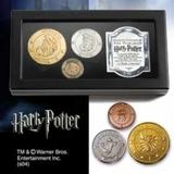 Harry Potter Gringott's Bank 3 Coin Box Replica
