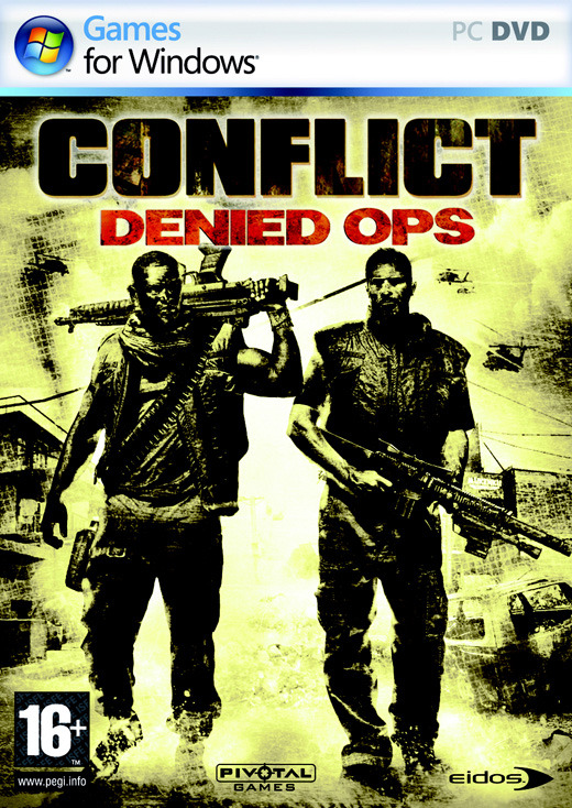 Conflict: Denied Ops (Best Of) for PC Games