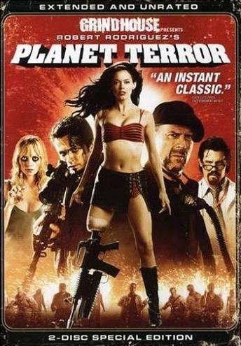 Planet Terror - Extended Version (2 Disc Set) on DVD