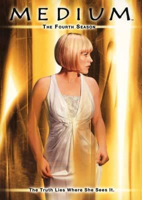 Medium - Complete Season 4 (4 Disc Set) on DVD