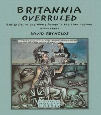 Britannia Overruled by David Reynolds image