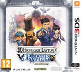 Professor Layton vs. Phoenix Wright: Ace Attorney for Nintendo 3DS