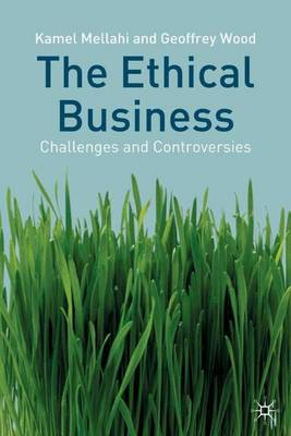 The Ethical Business by Geoffrey Wood image