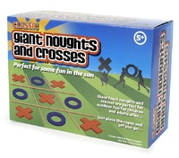 Funtime - Giant Noughts and Crosses
