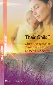 Their Child? by Christine Rimmer image