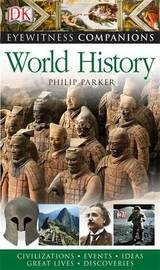 World History by Philip Parker image