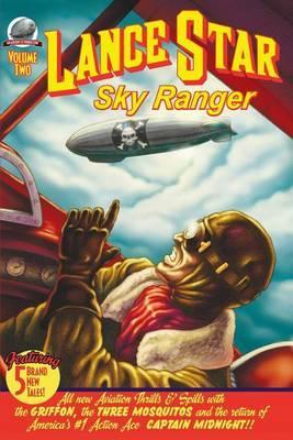 Lance Star Sky Ranger Volume 2 by Bobby Nash image