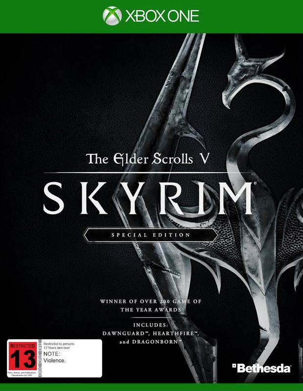The Elder Scrolls V: Skyrim Special Edition for Xbox One